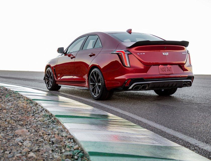 Cadillac CT4-V Blackwing 2022