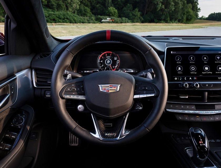 Cadillac CT5-V Blackwing 2022
