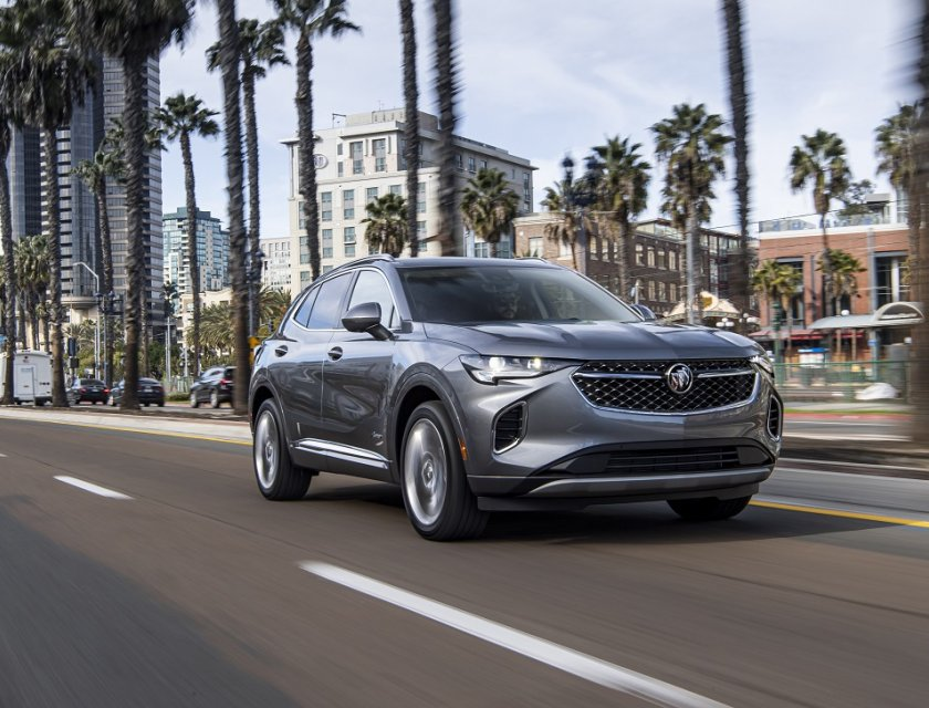 Buick Envision 1