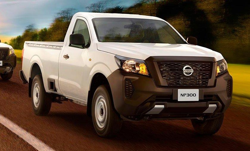 Nissan NP300 2021