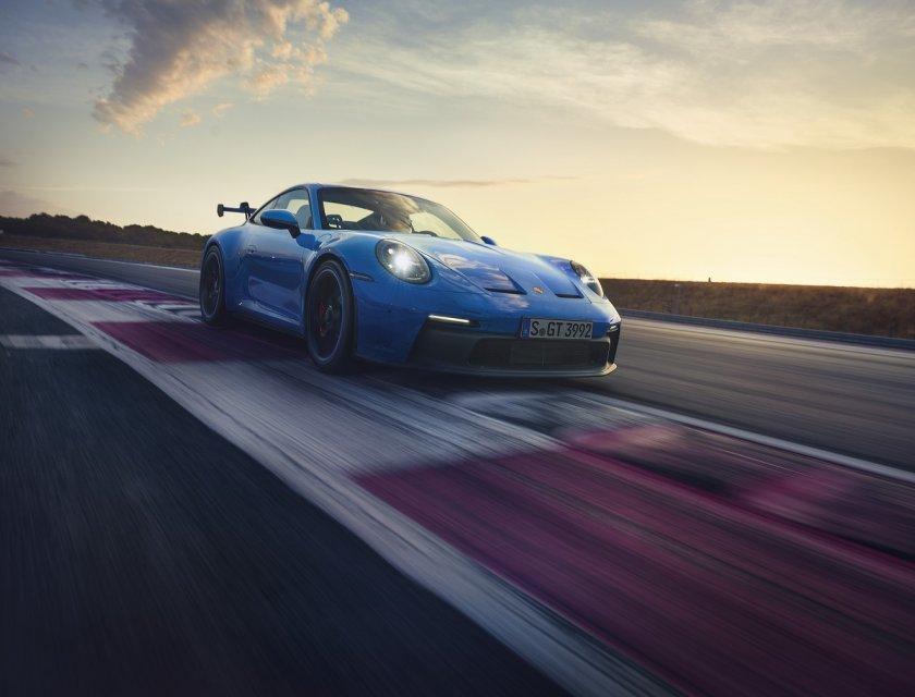 Porsche 911 GT3 2022