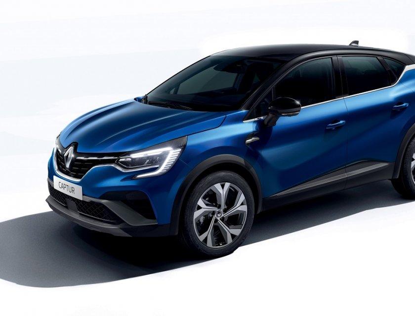 Renault Captur R.S. Line 2021