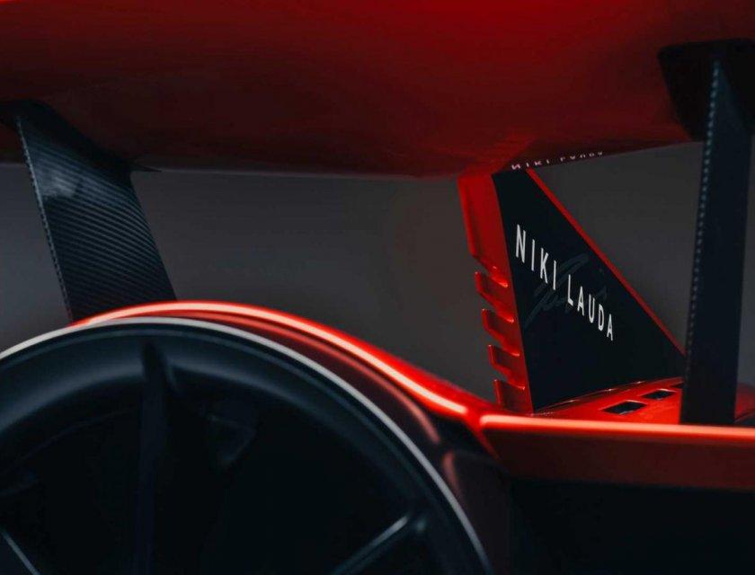 Gordon Murray T.50s Niki Lauda