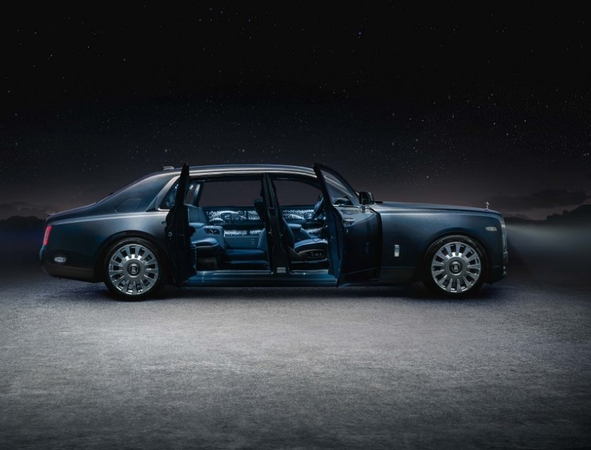 Rolls-Royce Phantom Tempus Collection