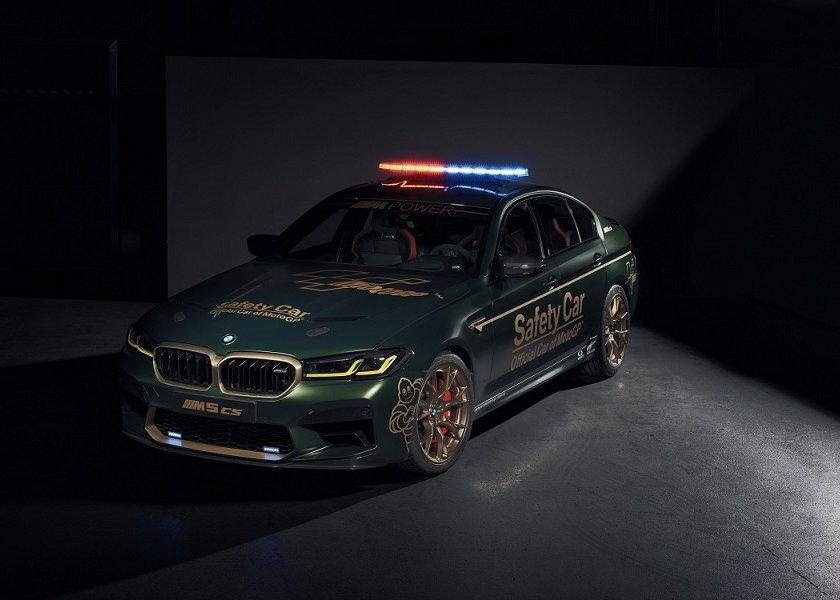 BMW M Safety Cars para Moto GP 2021
