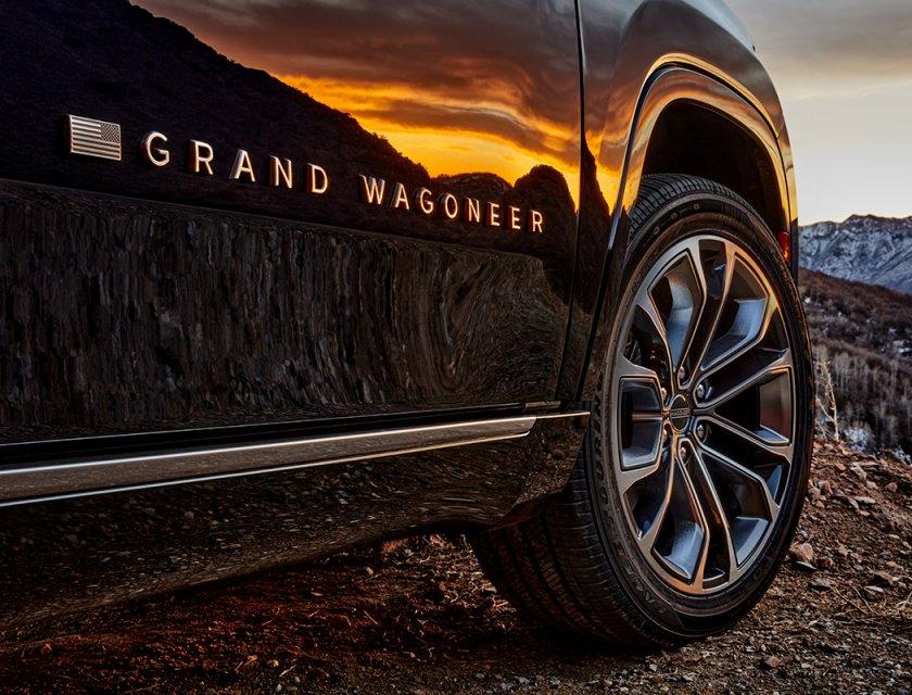 Grand Wagoneer 2022
