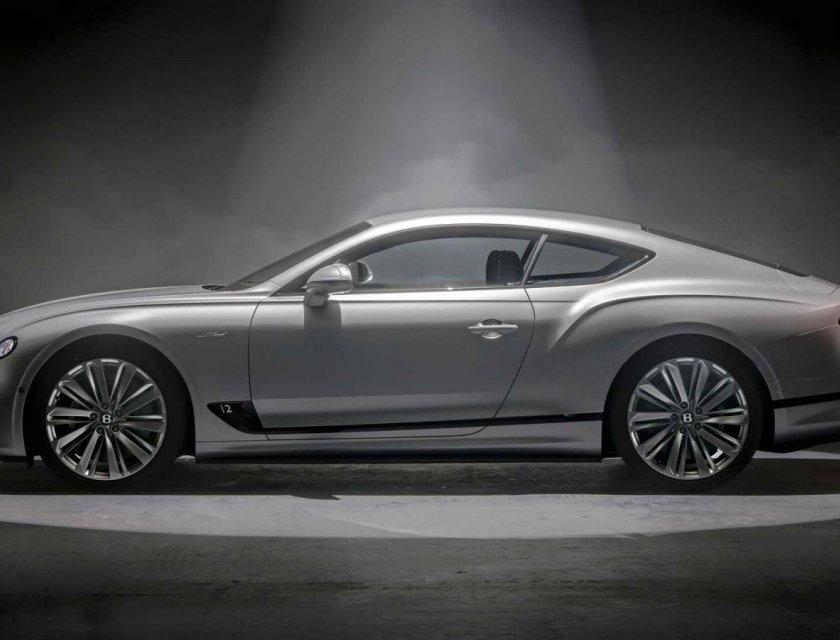 Bentley Continental GT Speed 2022