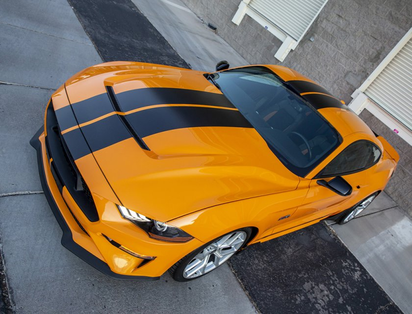 Shelby GT 2021