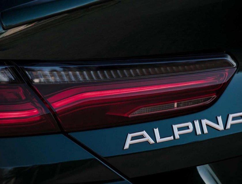 Alpina B8 Gran Coupé 2022