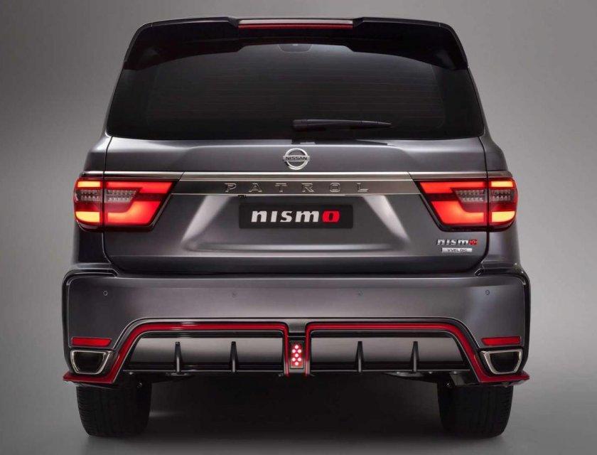 Nissan Patrol Nismo 202