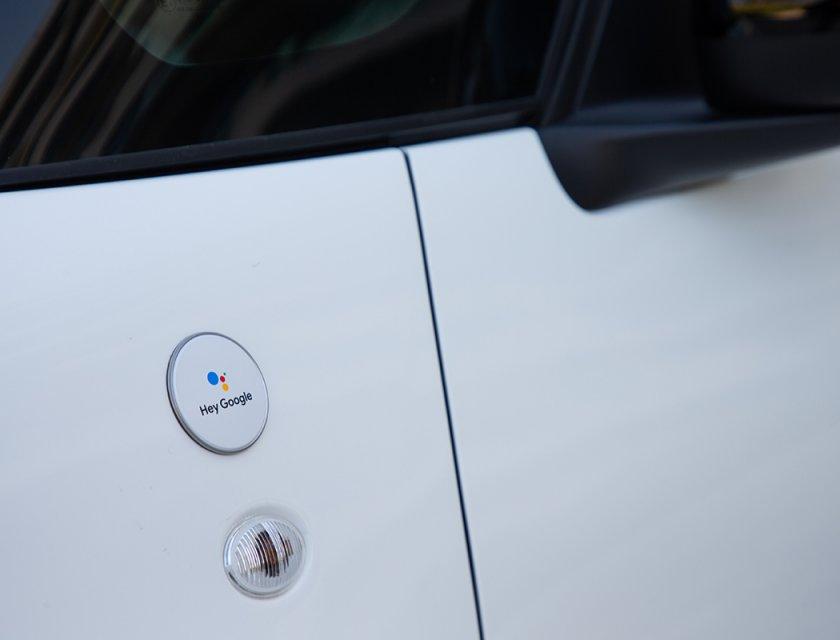 Familia FIAT 500 Hey Google