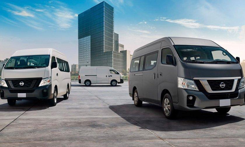 Nissan NV350 Urvan 2021
