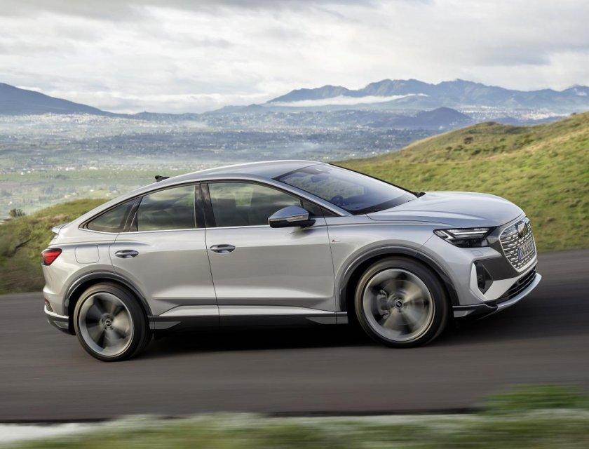 Audi Q4 e-Tron 2022
