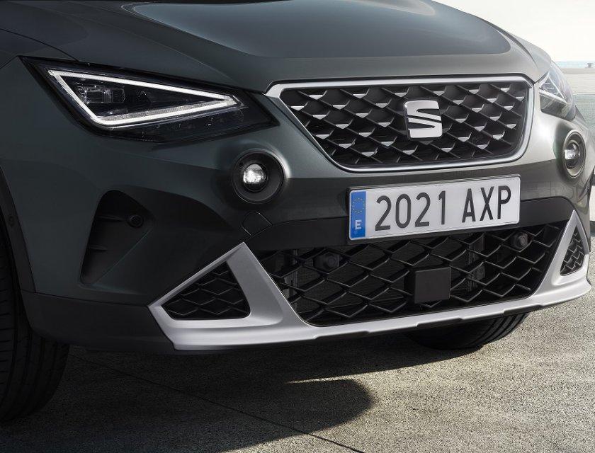 SEAT Arona 2022