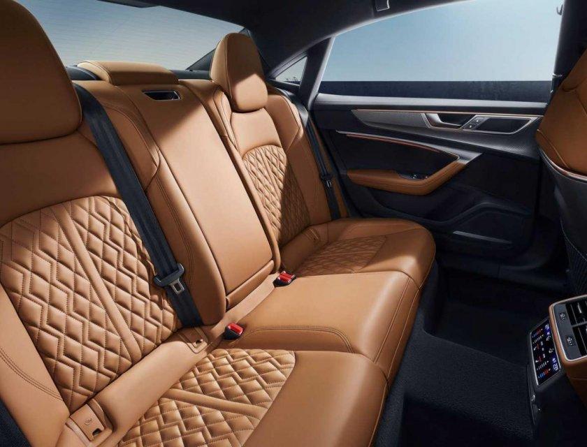 Audi A7L 2022