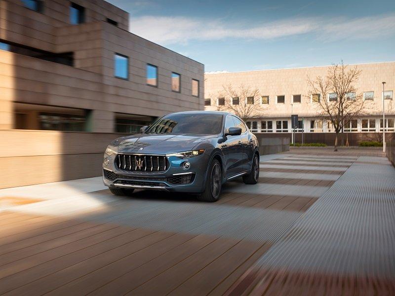 Maserati Levante Hybrid 2021
