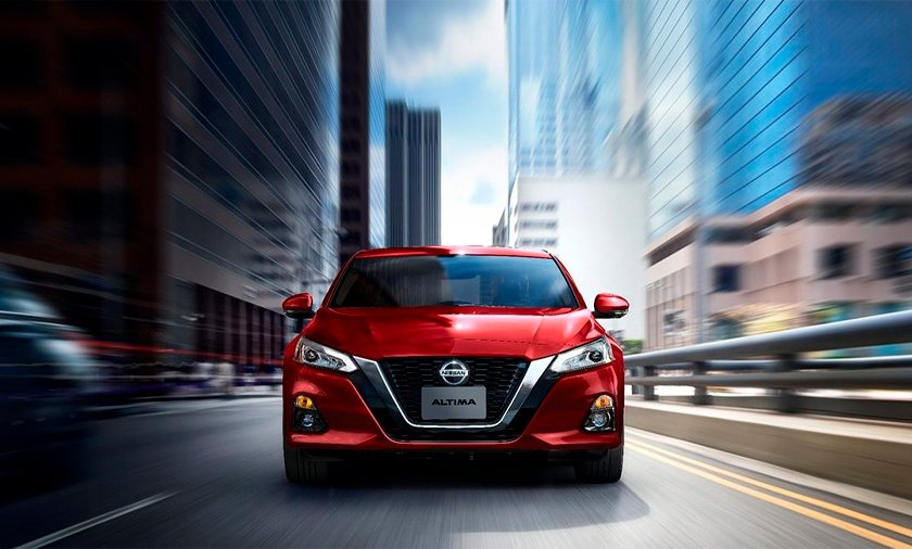 Nissan Altima 2021