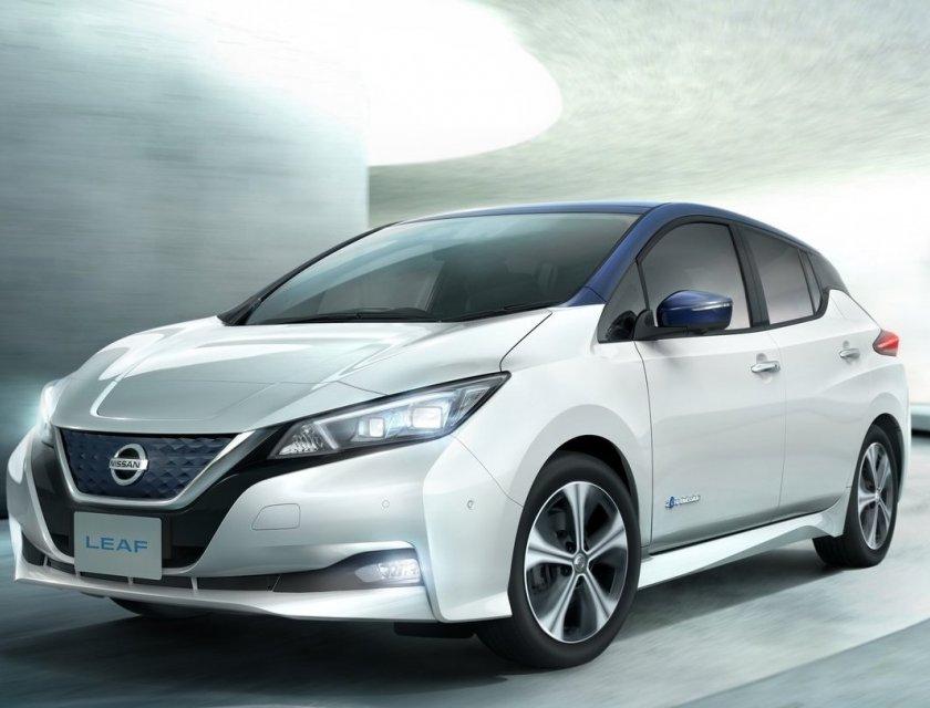 Nissan Leaf precio 1