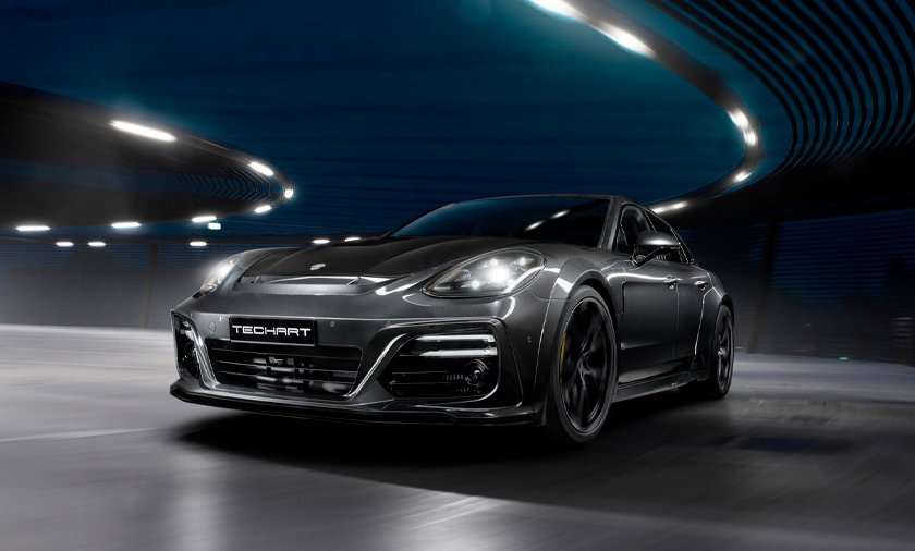 Porsche Panamera 2021 by TechArt