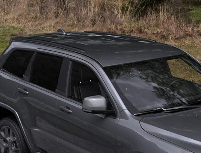 Jeep Grand Cherokee Edición Especial 80 Aniversario 2021