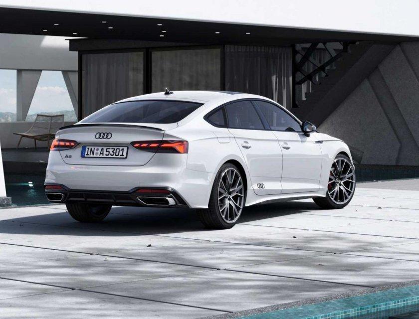 Audi Q7, Q8, A4 y A5 Competition Plus 2022