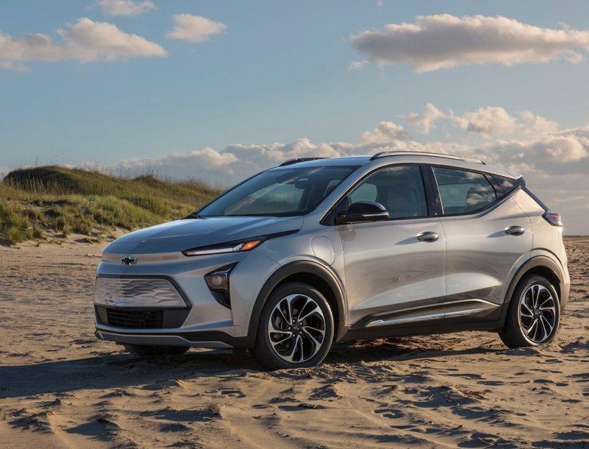 Chevrolet Bolt EUV 2022