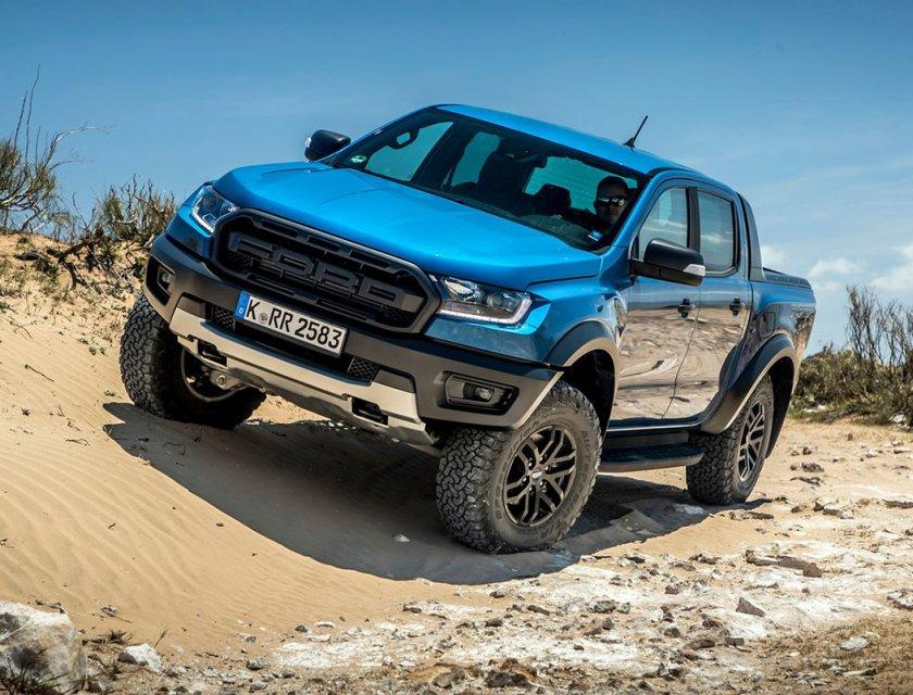 Ford Ranger Raptor 2021