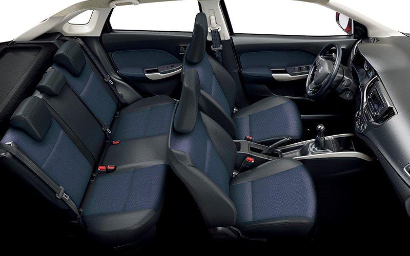 Suzuki Baleno 2022