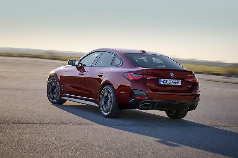 BMW Serie 4 Gran Coupé 2022
