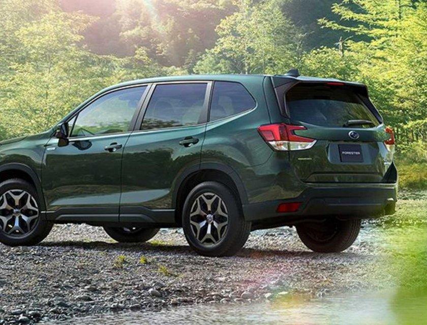 Subaru Forester 2022