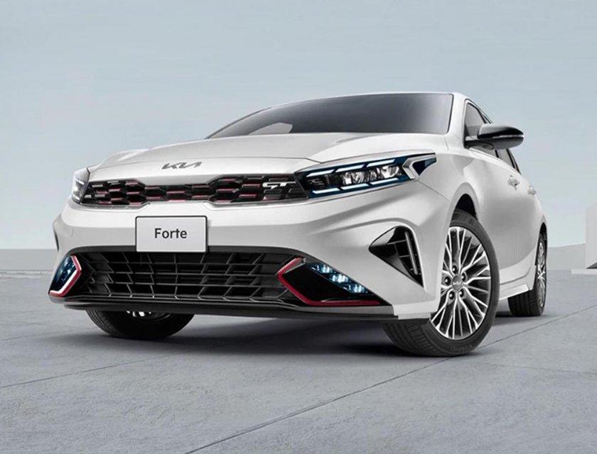 Kia Forte 2022