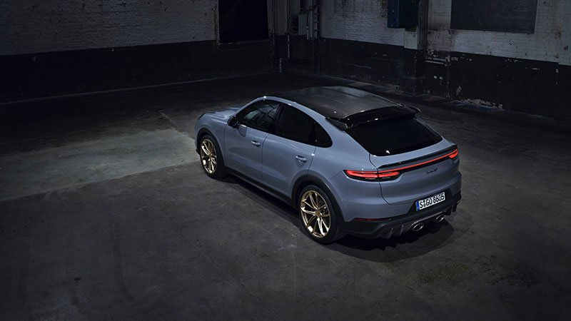 Porsche Cayenne Turbo GT 2022