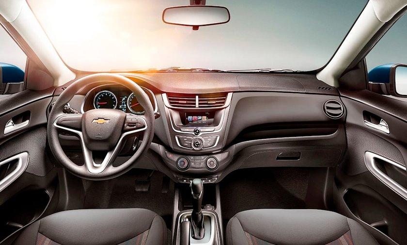 Chevrolet Aveo 2022