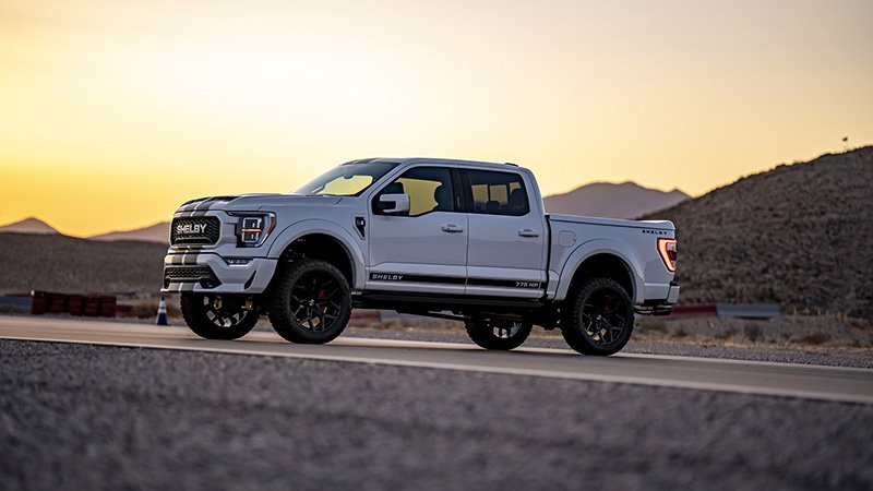 Shelby F-150 2021
