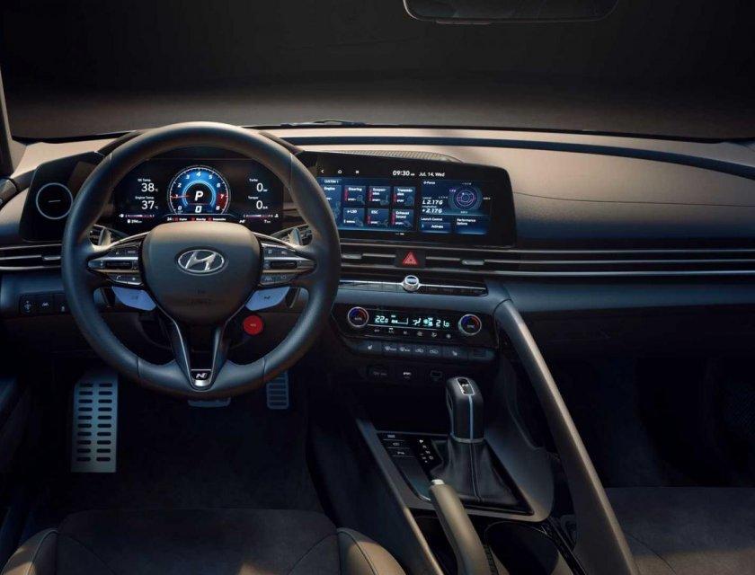 Hyundai Elantra N Line 2022