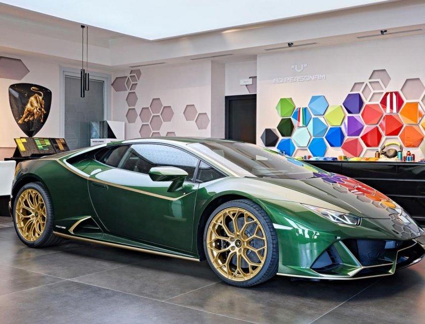 Lamborghini Huracán EVO Edición México