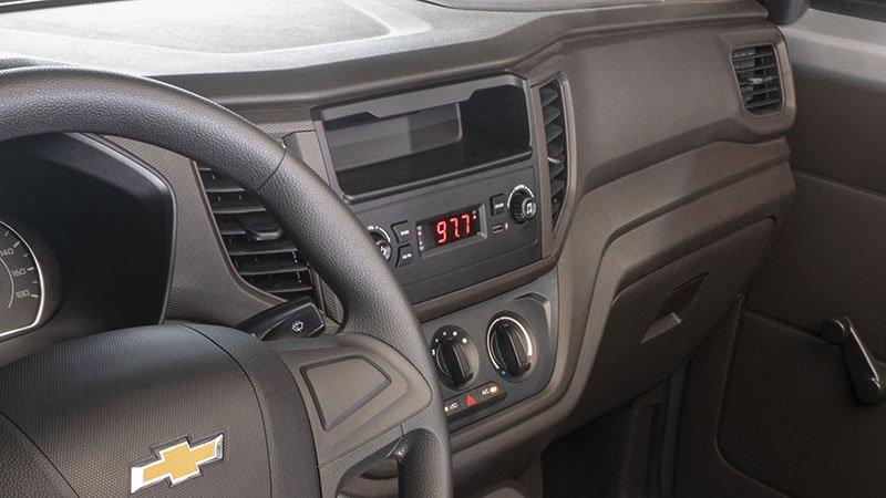 Chevrolet Tornado Van 2022