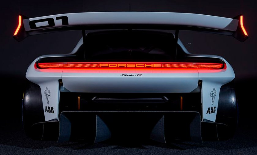 Porsche Mission R 2021