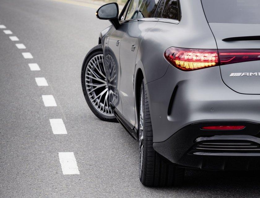 Mercedes-AMG EQS 2022