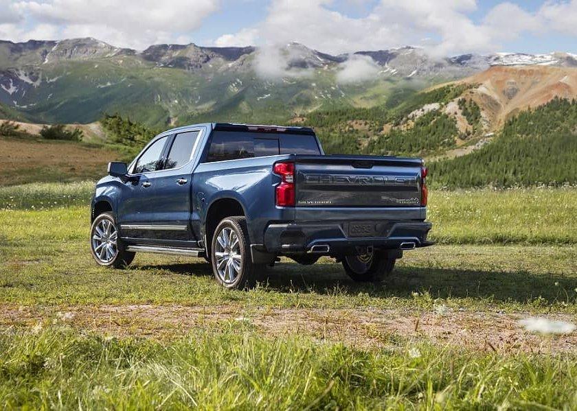 Chevrolet Cheyenne 2022