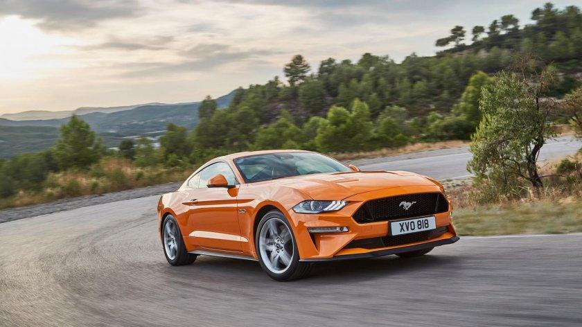 El nombre Mustang está inspirado en: