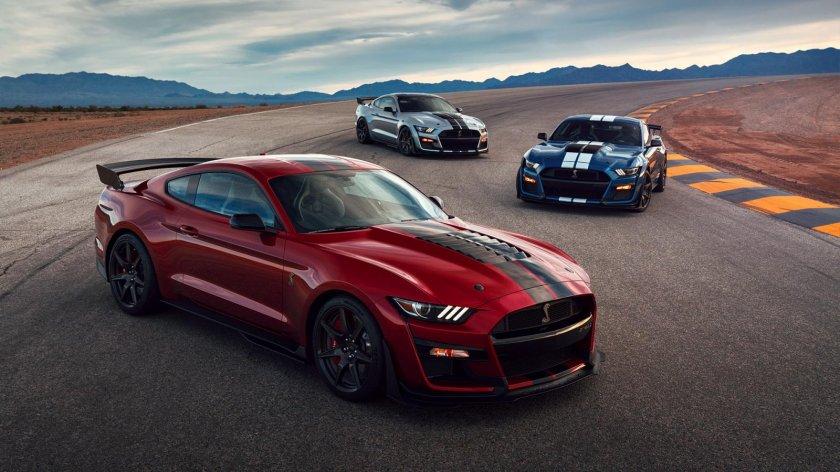 ¿Cuál de los siguientes nombres corresponde a un motor de Mustang?