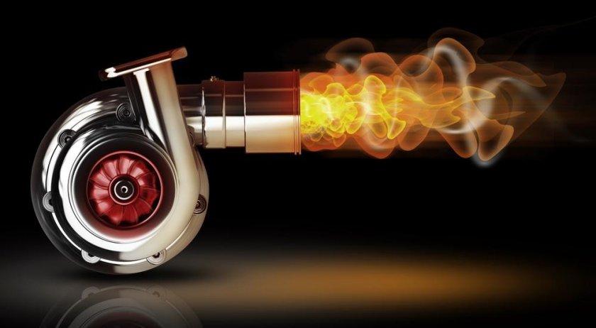 ¿Cuál es la definición de un turbocompresor?