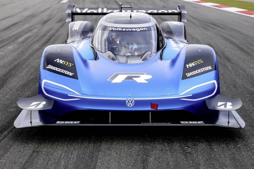 El Volkswagen I.D.R es el auto de carreras eléctrico de la marca, ¿qué lo hizo saltar a la fama?